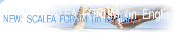 NEW: SCALEA FORUM (in English)